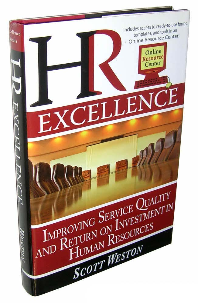 HR Excellence: Improving Service Quality and Return on Investment in Human Resources