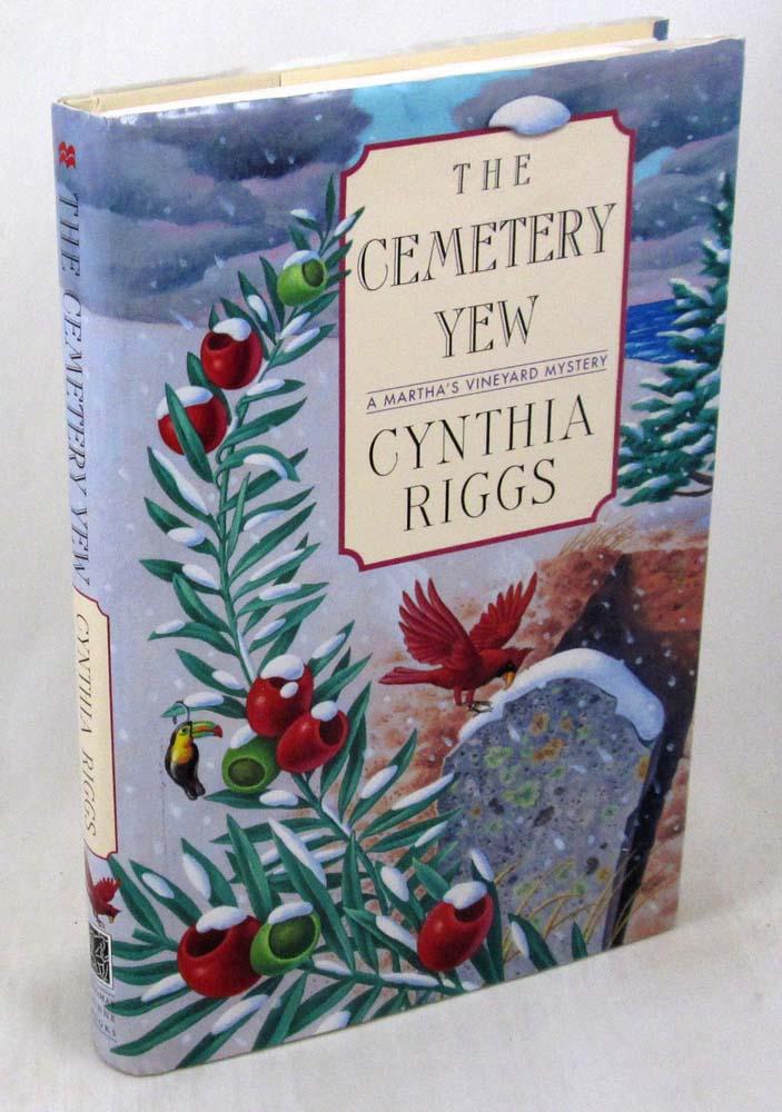 The Cemetery Yew (Martha's Vineyard Mysteries #3)