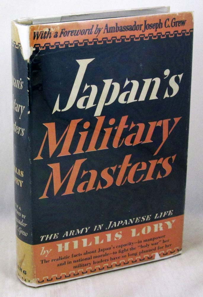 Japan's Military Masters: The Army in Japanese Life