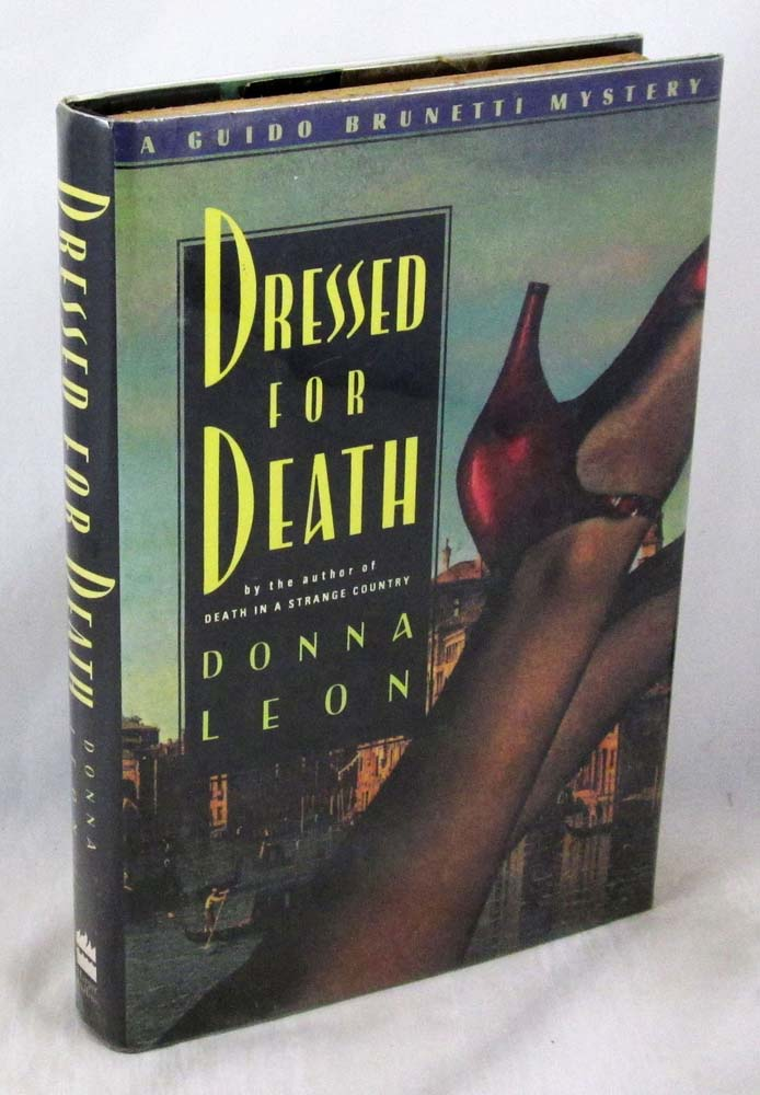 Dressed for Death: A Guido Brunetti Mystery