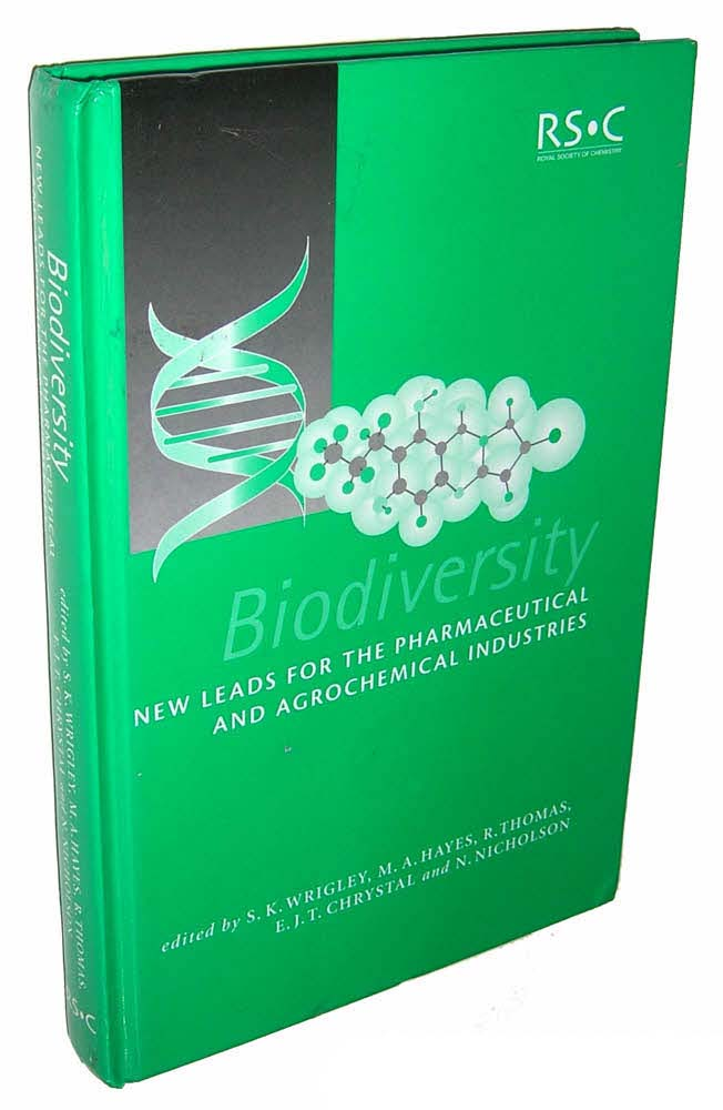 Biodiversity: New Leads for the Pharmaceutical and Agrochemical Industries (Special Publication)