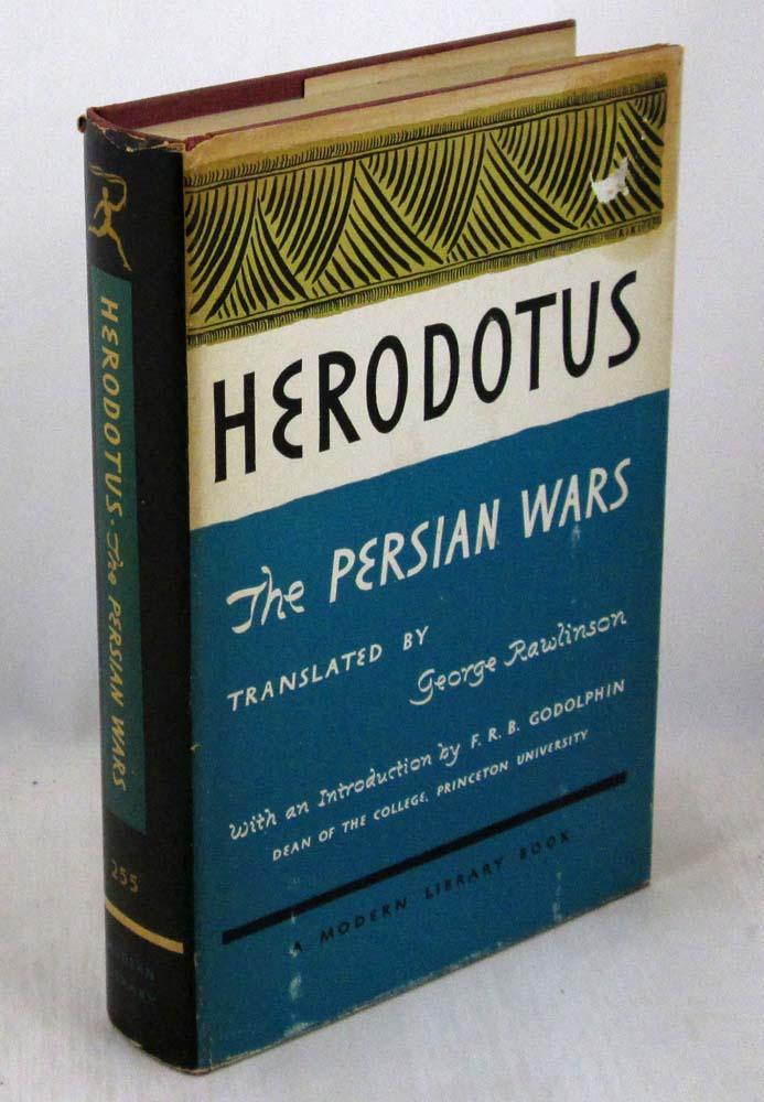 Herodotus, The Persian Wars (ML 255.1)