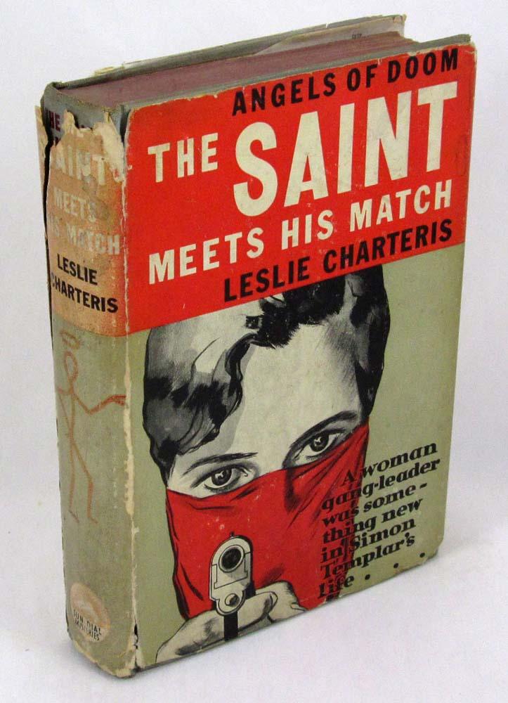Angels of Doom: The Saint Meets His Match