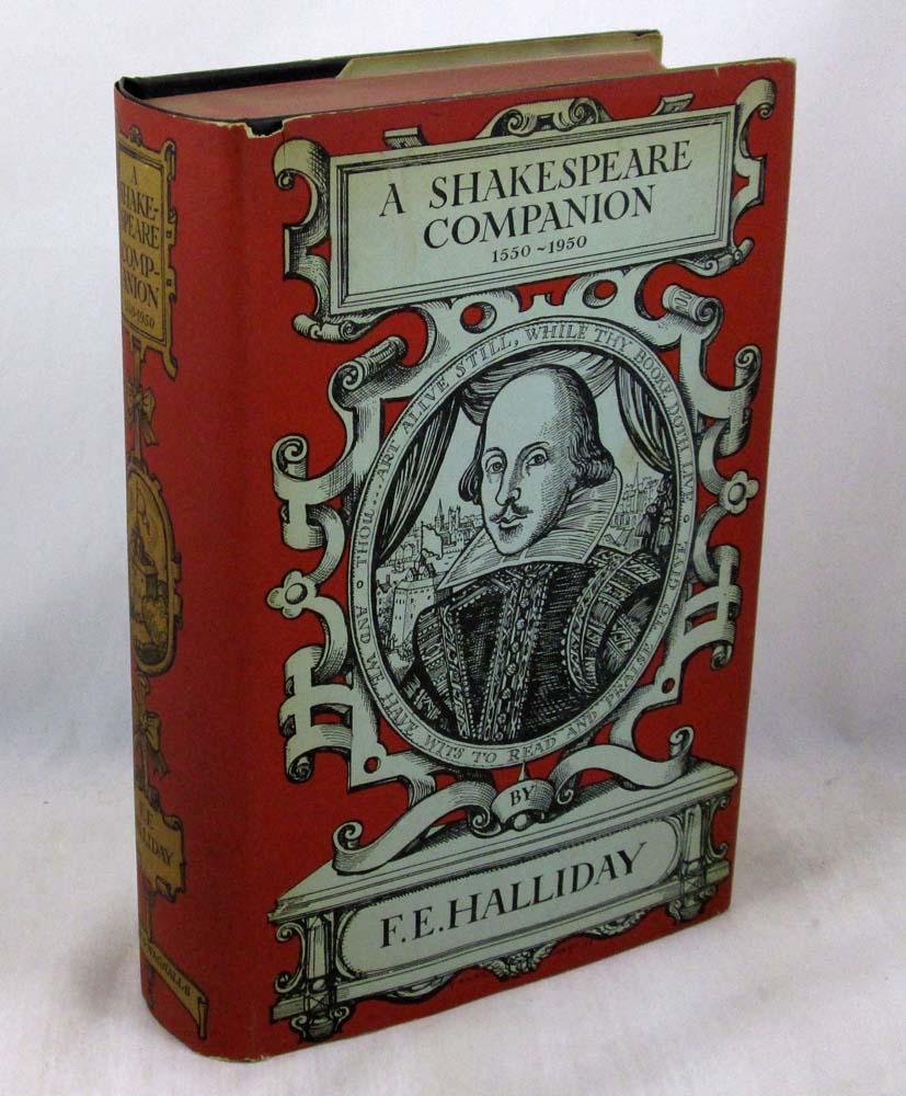 A Shakespeare Companion, 1550-1950